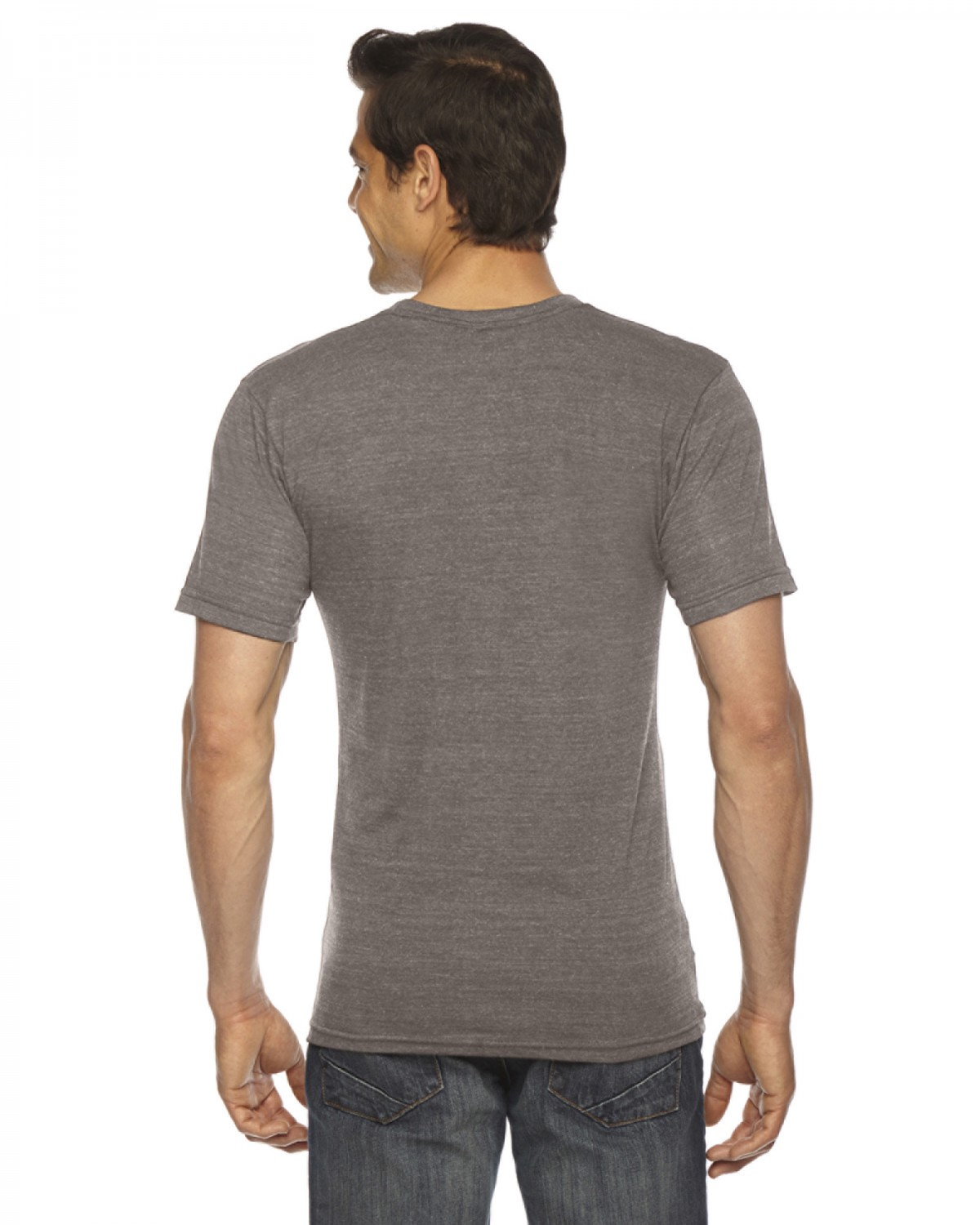 TR461W American Apparel TRI COFFEE