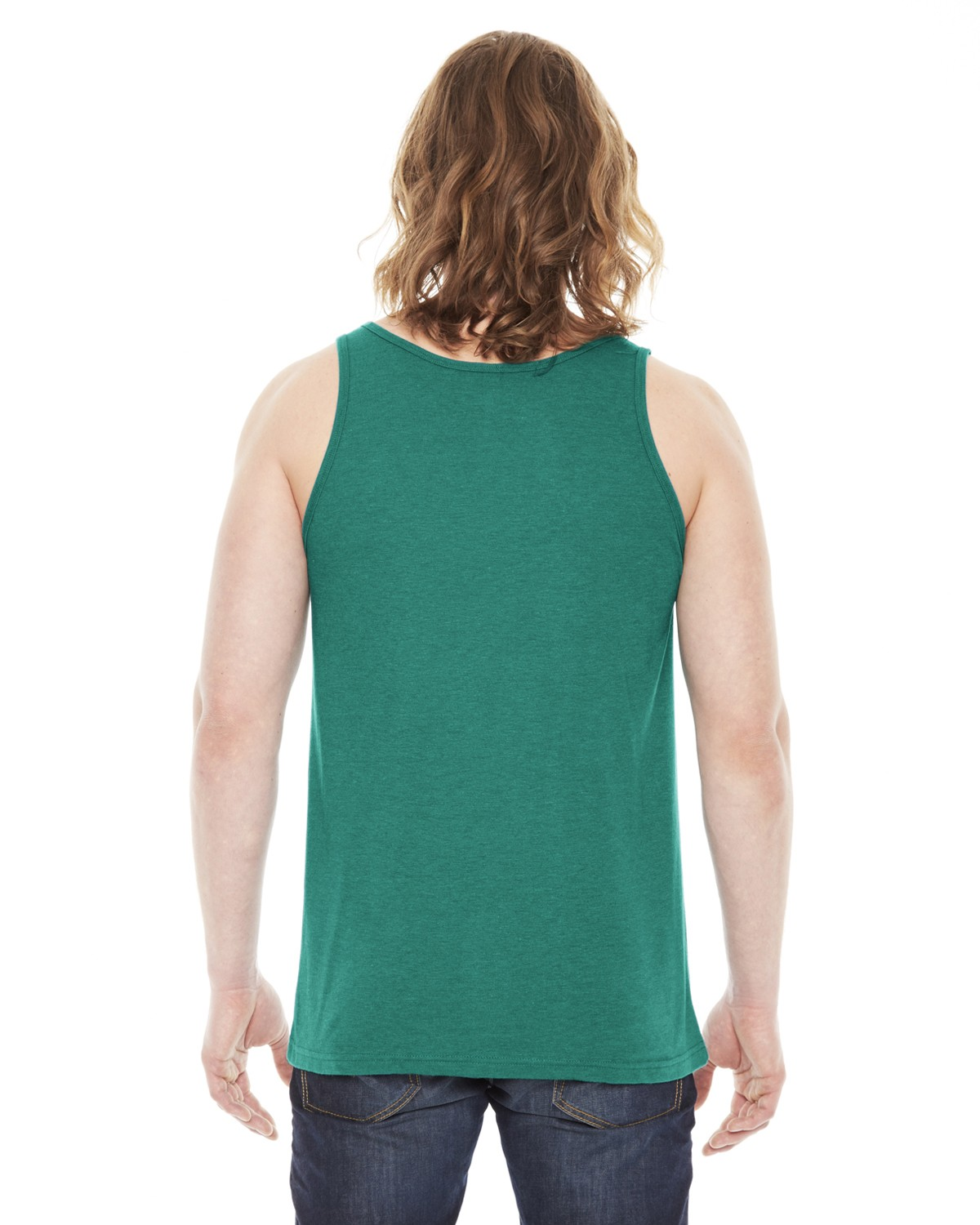 TR408W American Apparel TRI EVERGREEN