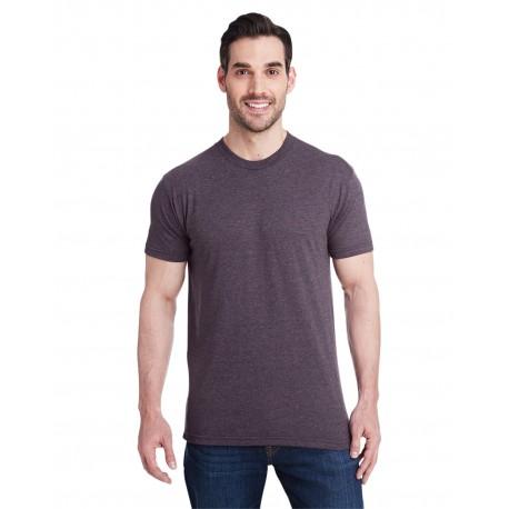 5710 Bayside 5710 Unisex Triblend T-Shirt TRI PLUM
