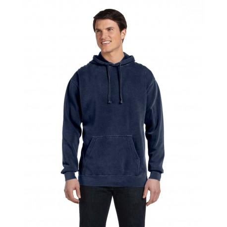 1567 Comfort Colors 1567 Adult Hooded Sweatshirt TRUE NAVY