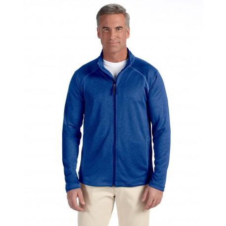 DG420 Devon & Jones DG420 Men's Stretch Tech-Shell Compass Full-Zip TRUE ROYAL