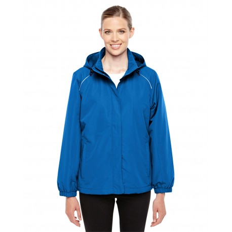 78224 Core 365 78224 Ladies' Profile Fleece-Lined All-Season Jacket TRUE ROYAL 438