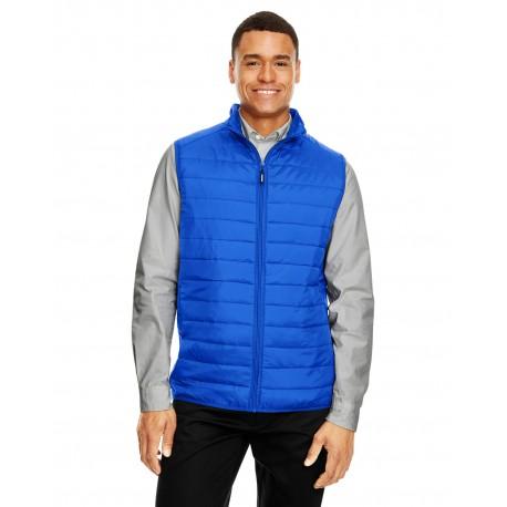 CE702 Core 365 CE702 Men's Prevail Packable Puffer Vest TRUE ROYAL 438