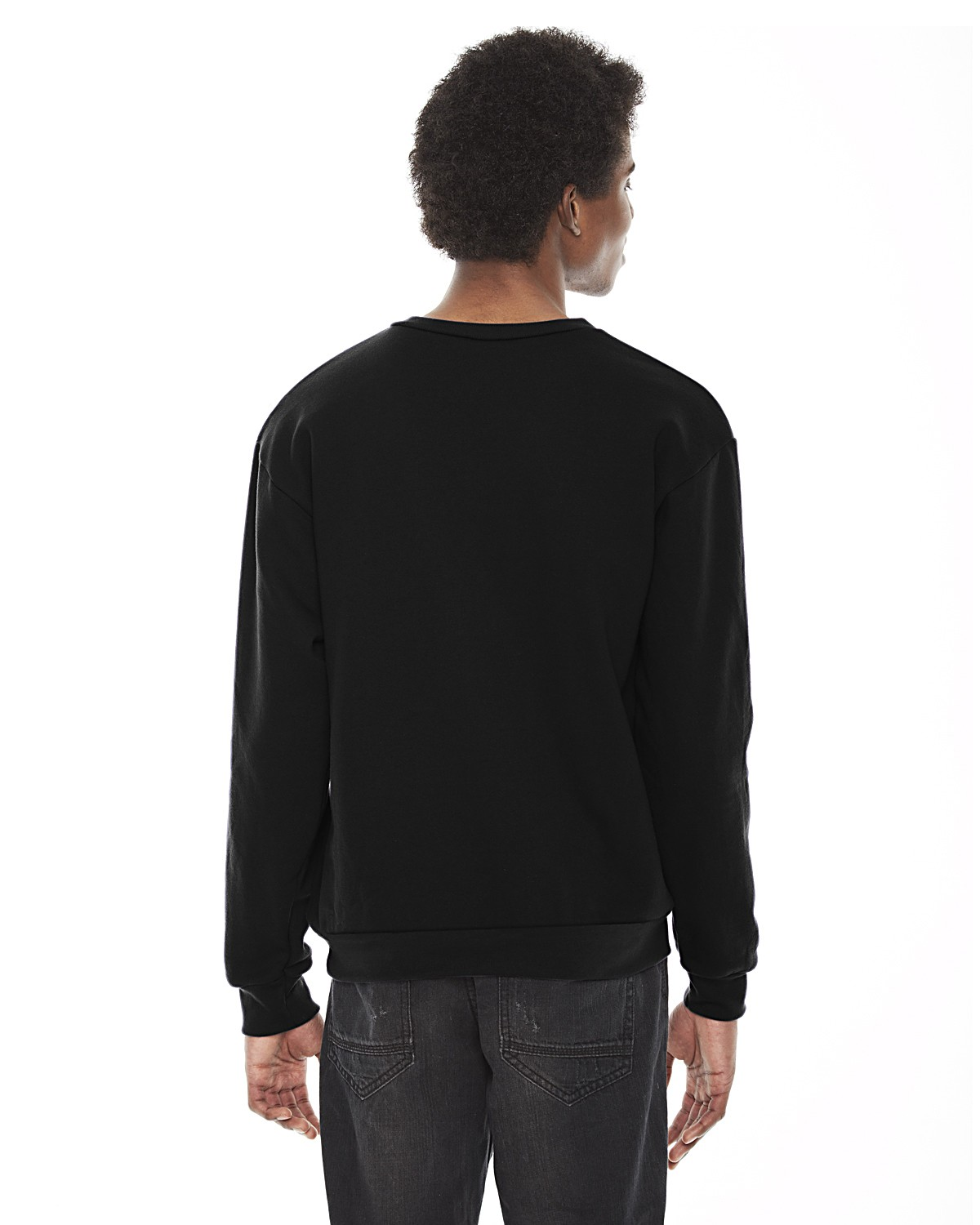 F496W American Apparel BLACK