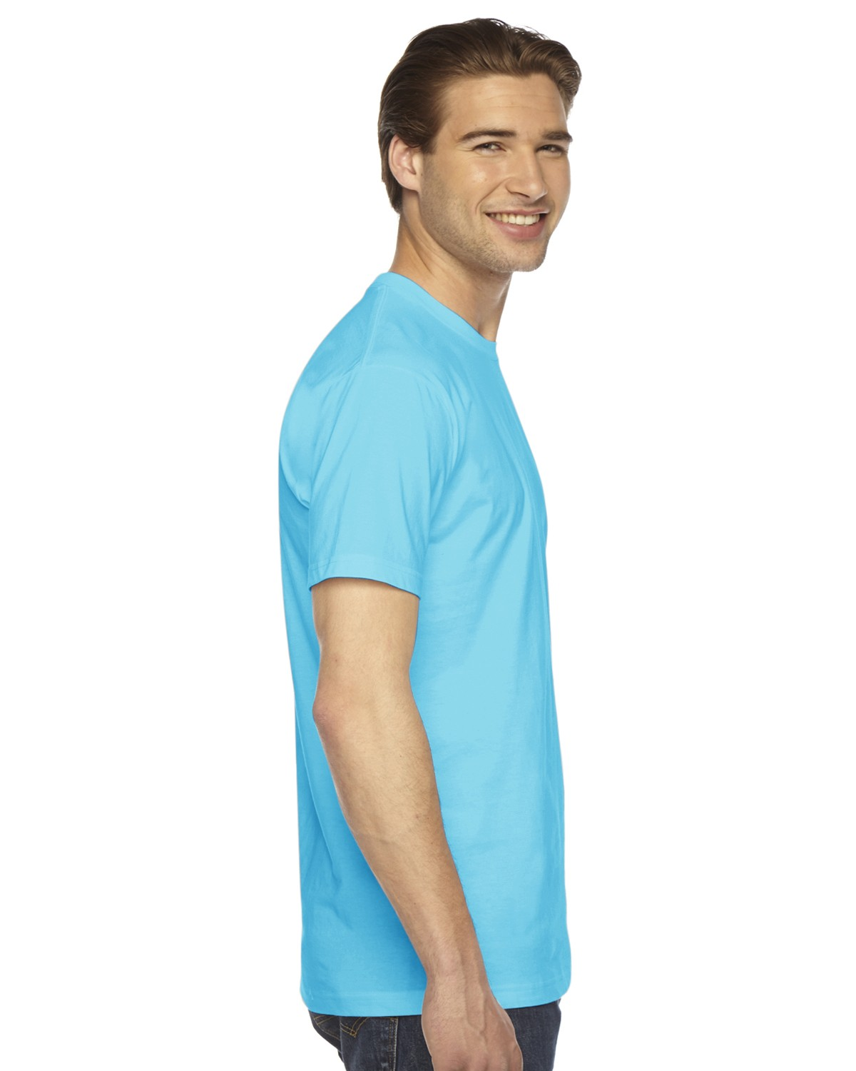 2001W American Apparel TURQUOISE
