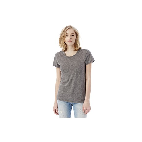 05052BP Alternative 05052BP Ladies' Keepsake Vintage Jersey T-Shirt VINTAGE COAL