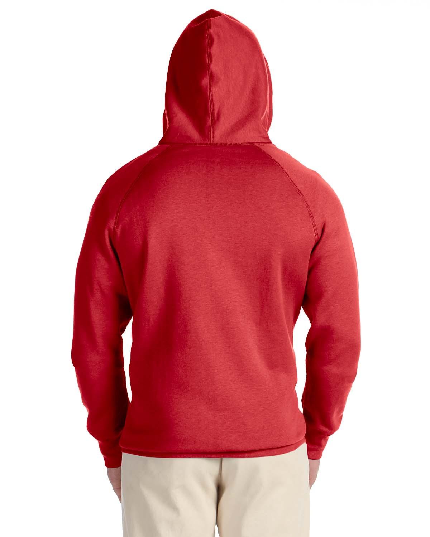 N280 Hanes VINTAGE RED