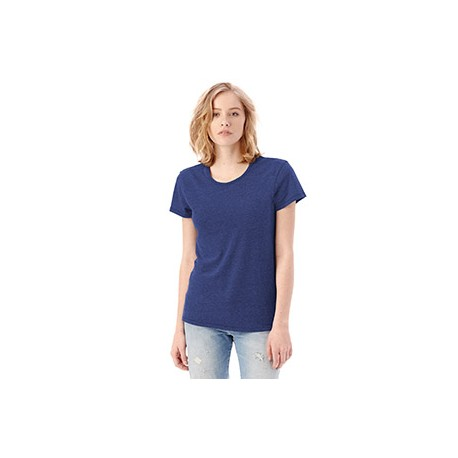 05052BP Alternative 05052BP Ladies' Keepsake Vintage Jersey T-Shirt VINTAGE ROYAL