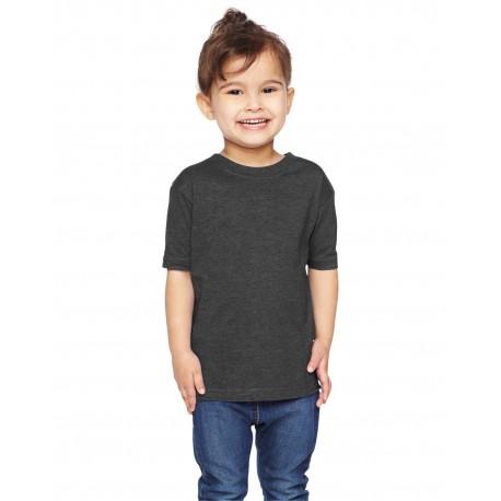 RS3305 Rabbit Skins RS3305 Toddler Vintage Fine Jersey T-Shirt VINTAGE SMOKE