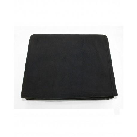 PRF5060 Pro Towels PRF5060 Promo Fleece Kanata Blanket BLACK