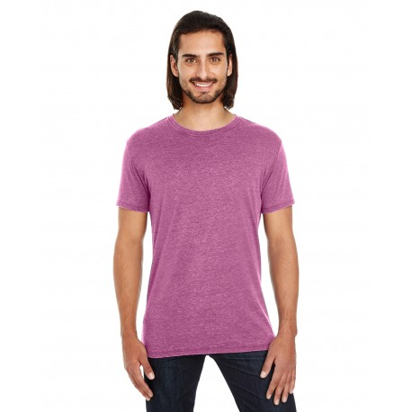 108A Threadfast Apparel 108A Unisex Vintage Dye Short-Sleeve T-Shirt VINTAGE WINE