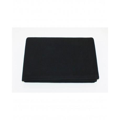 SPT5060 Pro Towels SPT5060 Sport Travel Premium Fleece Kanata Blanket BLACK