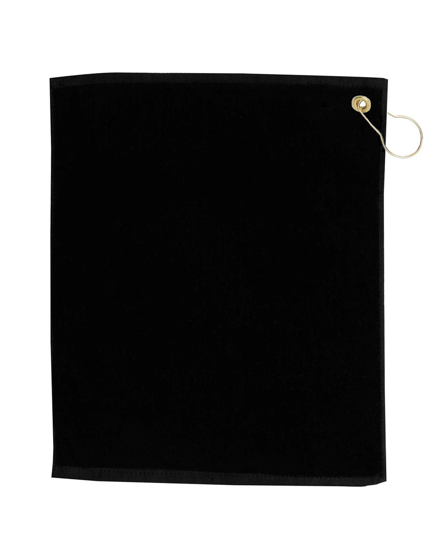 TRU18CG Pro Towels BLACK