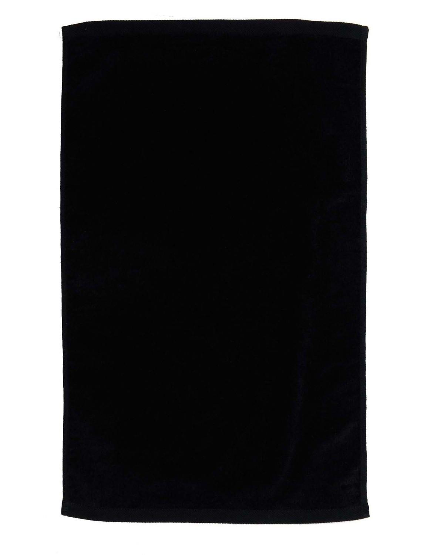 TRU25 Pro Towels BLACK