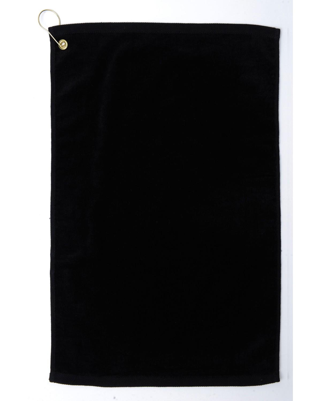 TRU25CG Pro Towels BLACK