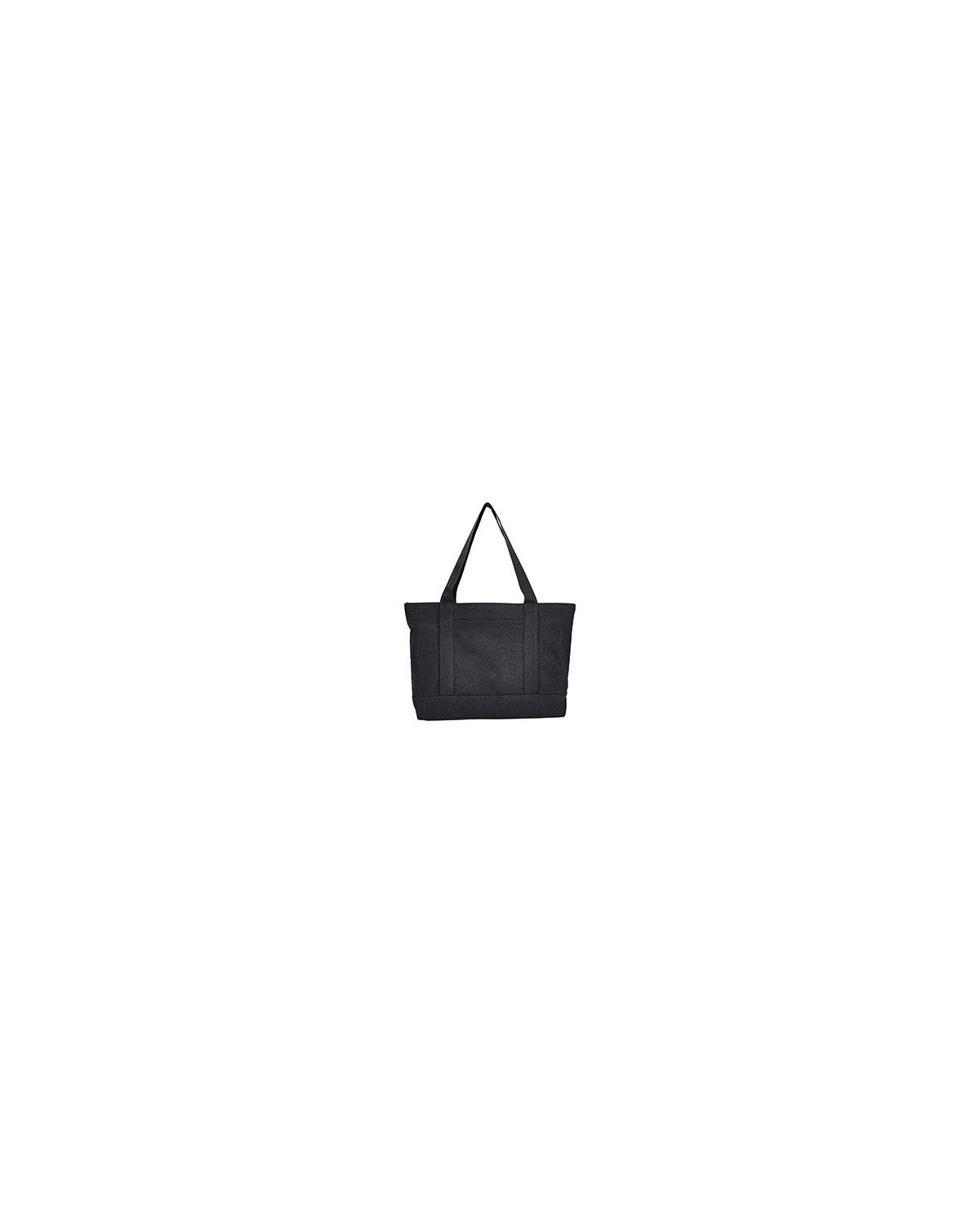 8870 Liberty Bags WASHED BLACK