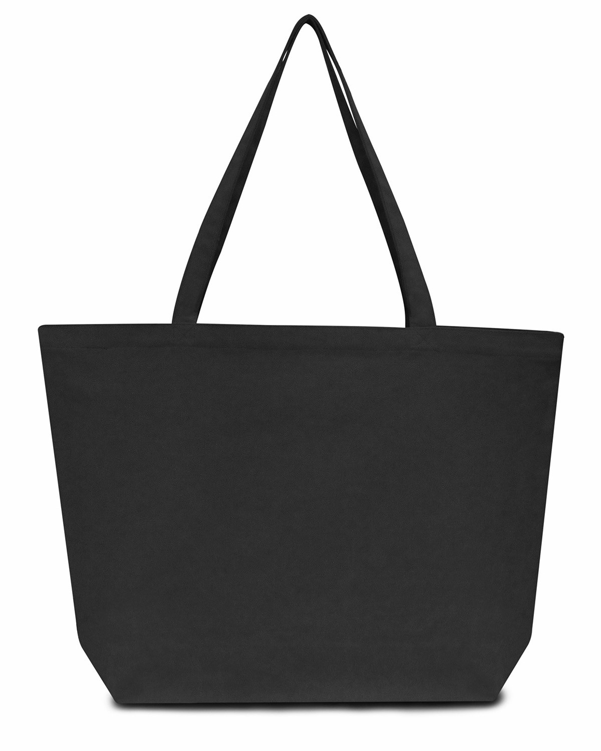 LB8507 Liberty Bags WASHED BLACK