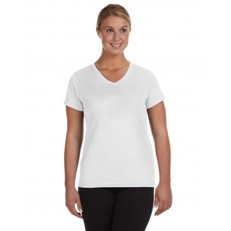 1790 Augusta Sportswear 1790 Ladies' Wicking T-Shirt WHITE