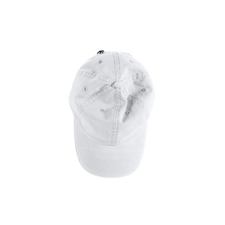 1912 Authentic Pigment 1912 Direct-Dyed Twill Cap WHITE
