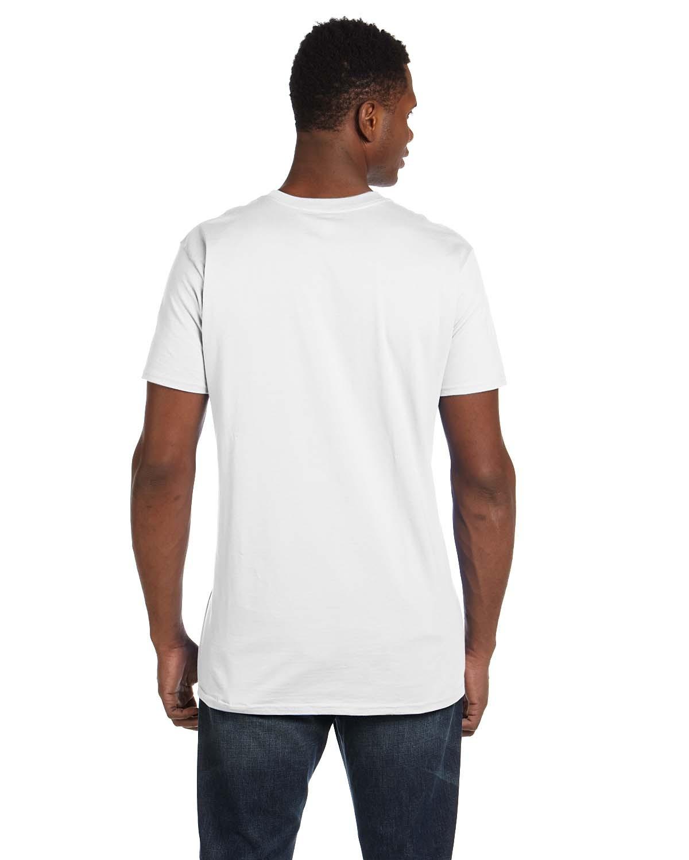 4980 Hanes WHITE