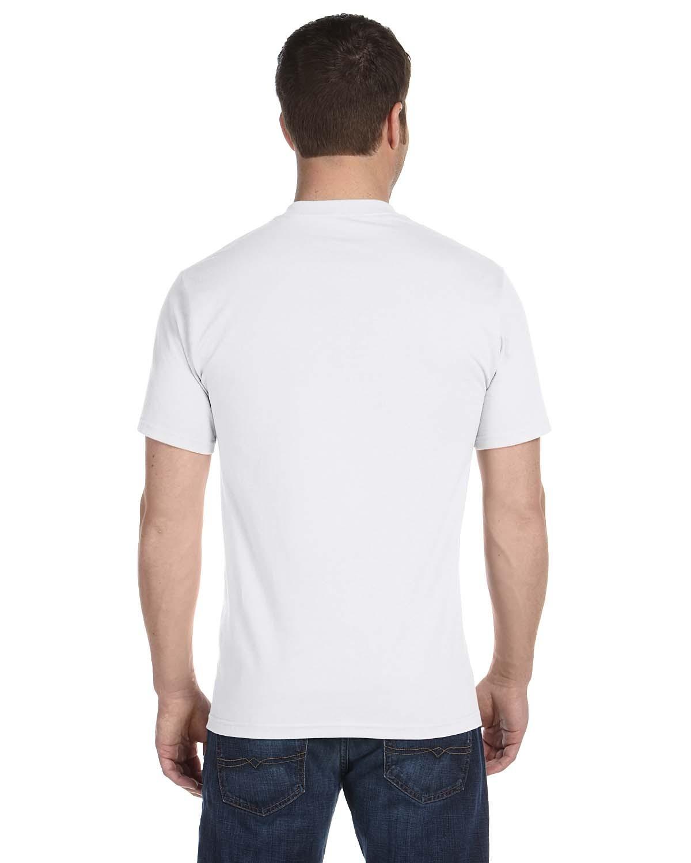 5180 Hanes WHITE