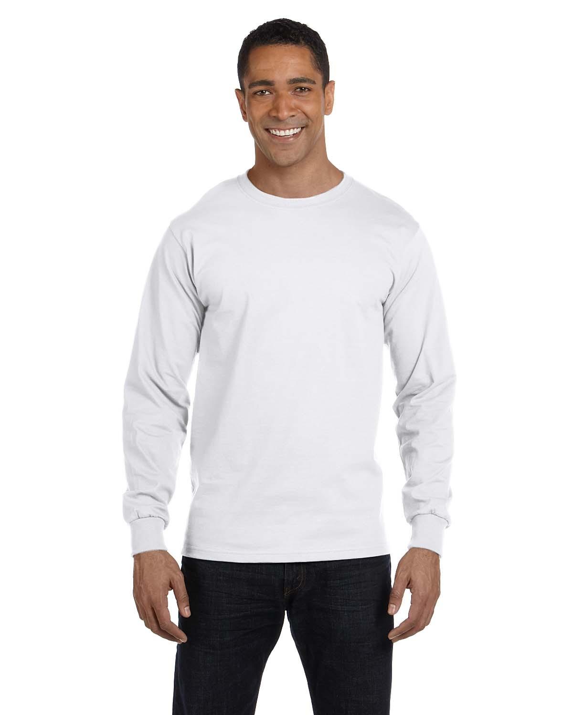 5186 Hanes WHITE