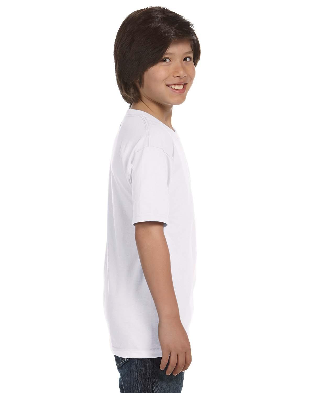 5480 Hanes WHITE