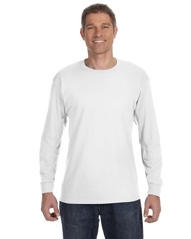 5586 Hanes WHITE