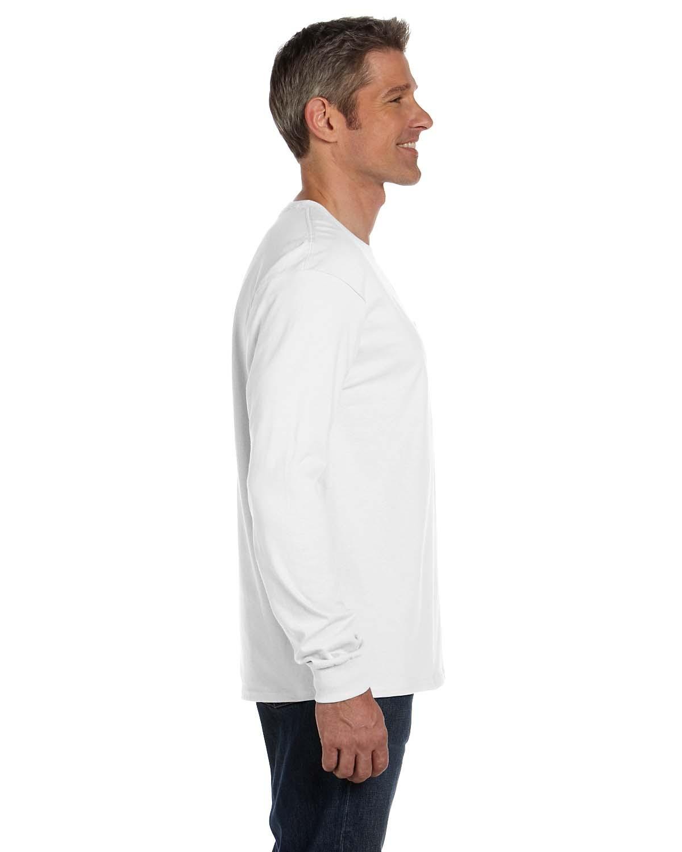 5596 Hanes WHITE