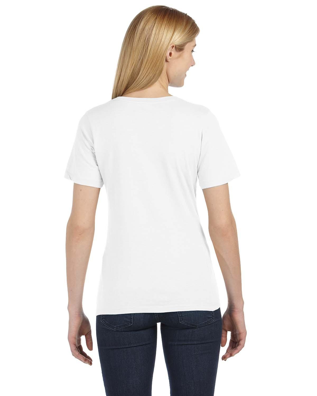 6405 Bella + Canvas WHITE