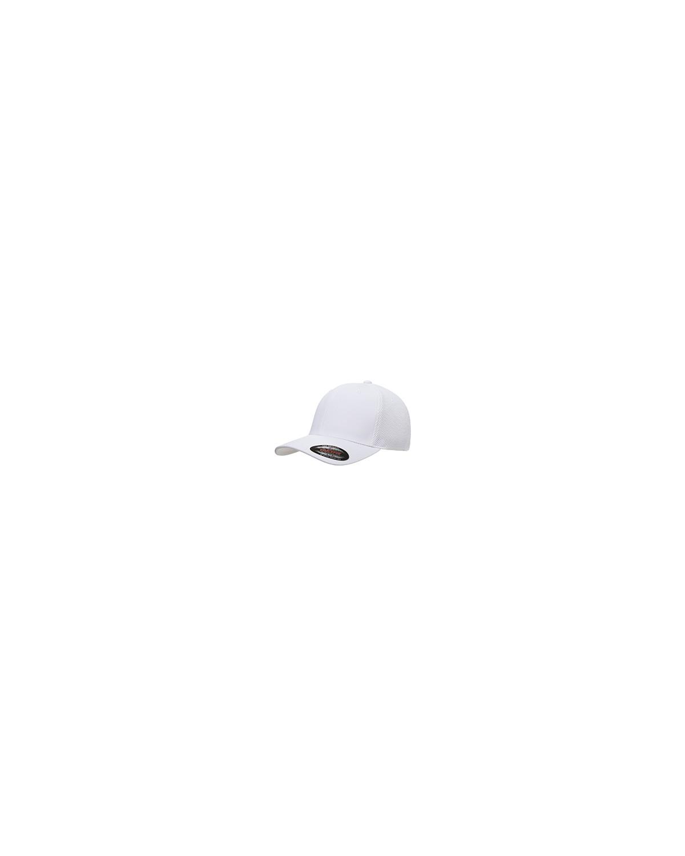 6533 Flexfit WHITE