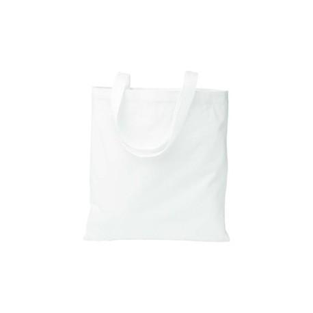 8801 Liberty Bags 8801 Madison Basic Tote WHITE