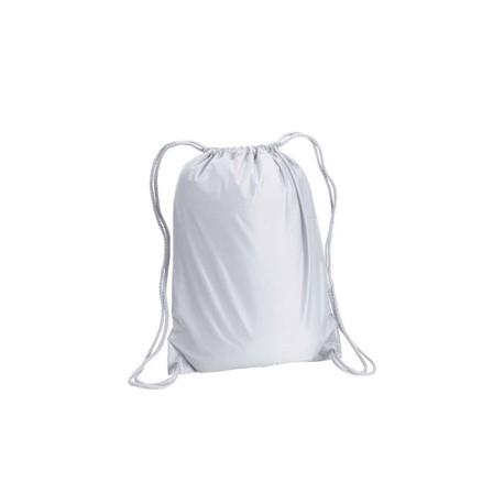 8881 Liberty Bags 8881 Boston Drawstring Backpack WHITE