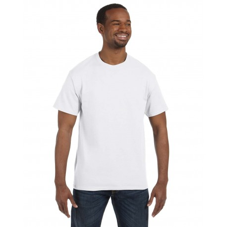 29MT Jerzees 29MT Adult Tall 5.6 oz. DRI-POWER ACTIVE T-Shirt WHITE