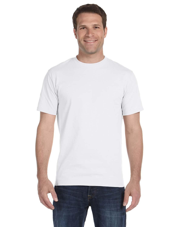 518T Hanes WHITE