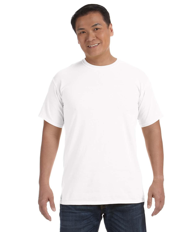 C1717 Comfort Colors WHITE