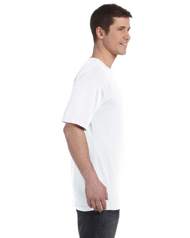 C4017 Comfort Colors WHITE