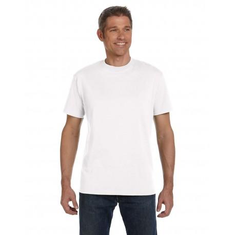 EC1000 Econscious EC1000 Men's 5.5 oz., 100% Organic Cotton Classic Short-Sleeve T-Shirt WHITE