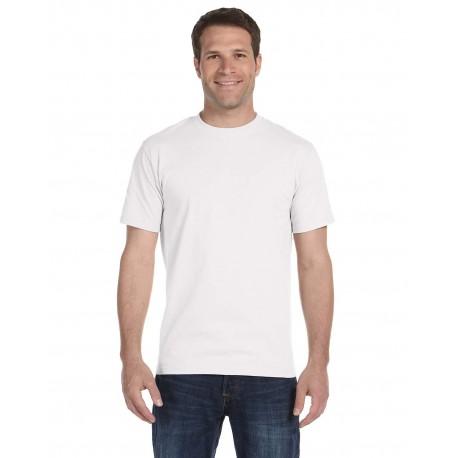 G800 Gildan G800 Adult 5.5 oz., 50/50 T-Shirt WHITE
