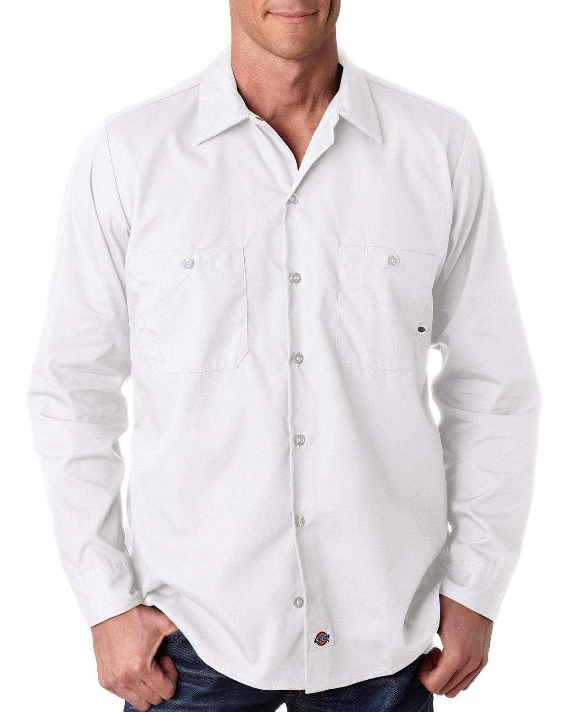 LL535 Dickies WHITE