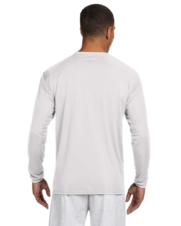 N3165 A4 Apparel WHITE