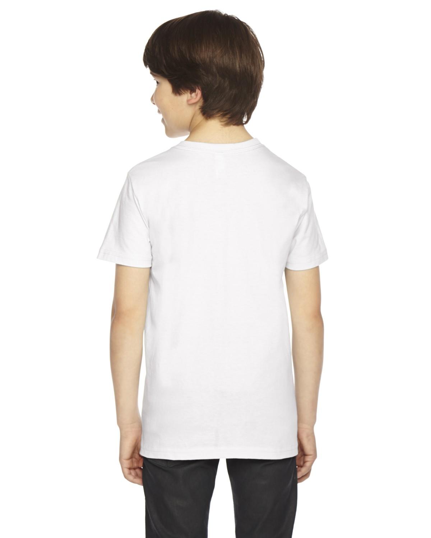 2201 American Apparel WHITE