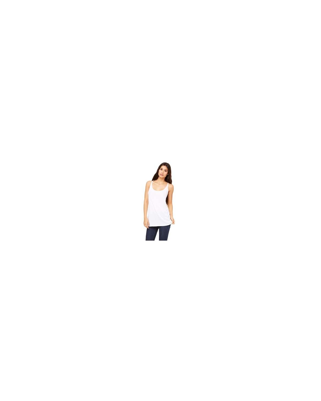 8838 Bella + Canvas WHITE