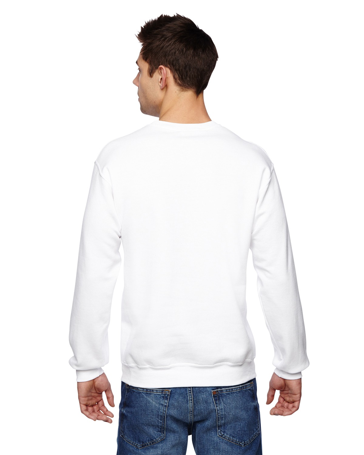 SF72R Fruit of the Loom WHITE