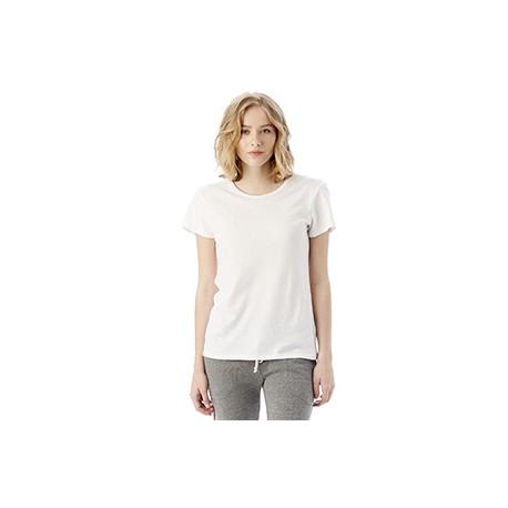 05052BP Alternative 05052BP Ladies' Keepsake Vintage Jersey T-Shirt WHITE