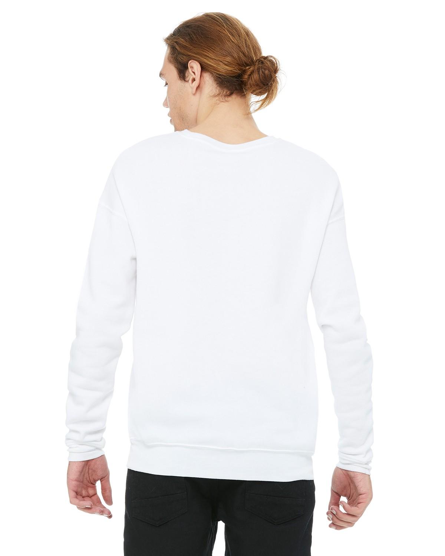 3945 Bella + Canvas WHITE