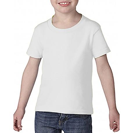 G645P Gildan G645P Toddler Softstyle 4.5 oz. T-Shirt WHITE