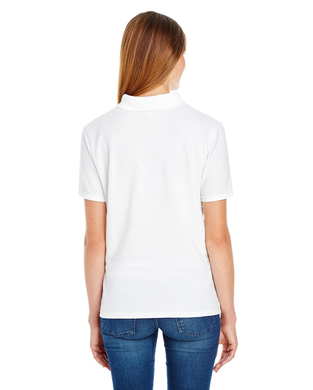 035P Hanes WHITE