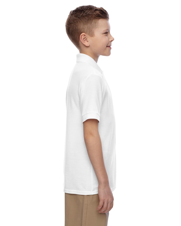 537YR Jerzees WHITE