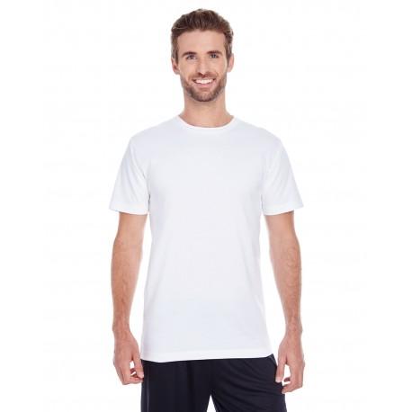6980 LAT 6980 Men's Premium Jersey T-Shirt WHITE